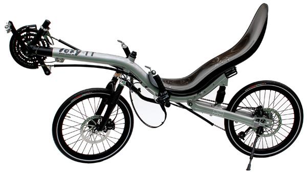 Toxy-TT Shimano XT 27Gg.