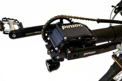ZR-P, Pinion C1.12