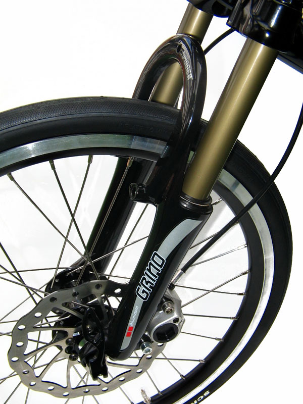 Suspension Fork 1 1/8