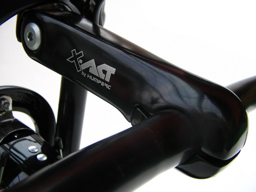 Adjustable alloy stem (upgrade option)