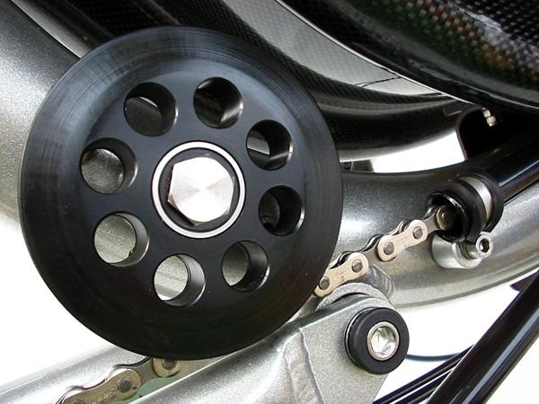 Chain roll  TT 90mm