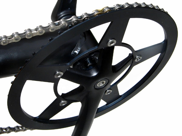 Chain wheel 70t.