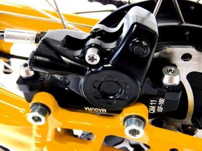 Hydraulik disk brake Magura MT2