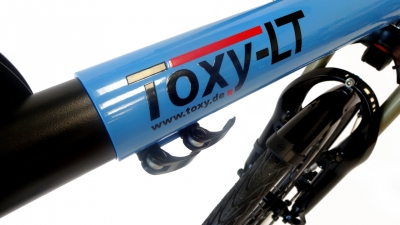 Messemodell Toxy-TT Reise-Liegerad, neu