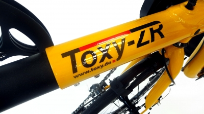 Messemodell Toxy ZR-X, faltbar, neu
