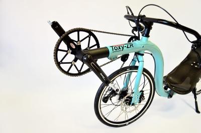 Messemodell Toxy ZR-X Sondermodell