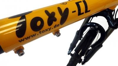 Messemodell Toxy-CL incl. Reise-Ausstattung, neu