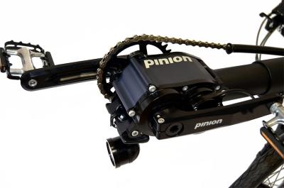 Toxy-TT  Pinion C1.12 Smart.E Pedelec (17Ah)
