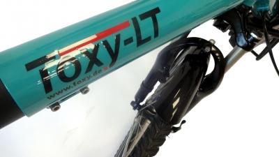 Messemodell Toxy-LT Smart.E Pedelec (600Wh), Reise-Liegerad, neu
