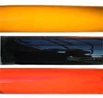 Rahmenfarbe orange, gelb oder schwarz