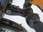 Adjustable alloy stem