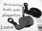 Brake pads Louise (Mod. 2007 and following)