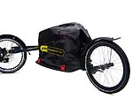 Trailer Weber Mono-Porter including bag