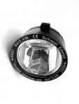 SON Edelux LED Scheinwerfer, schwarz