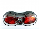 DToplight flat permanent LED rear light