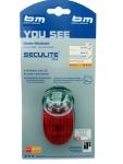 b&m Seculite plus LED Rückstrahler