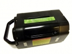 Pedelec / E-Bike battery 36V, 10,4Ah including charger & seat po